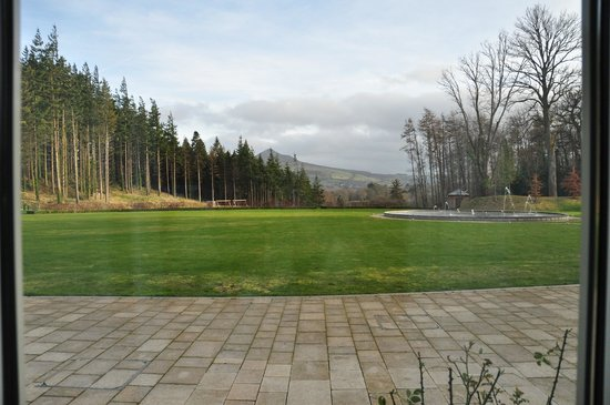 Powerscourt Hotel, Autograph Collection: View from our room