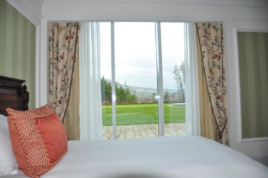 Powerscourt Hotel, Autograph Collection: View from our Suite