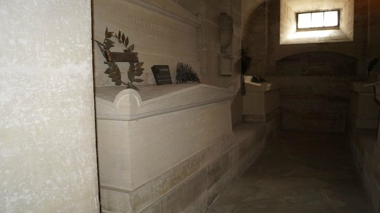 Panthéon: Гробница