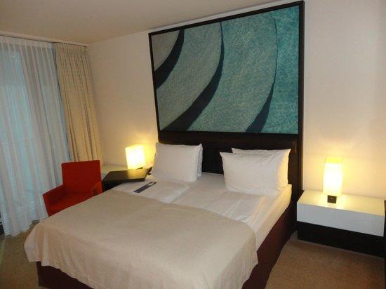 Radisson Blu Hotel, Berlin : номер