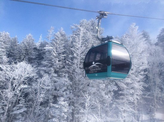 Gorny Vozduh (Mountain Air): Подъемник