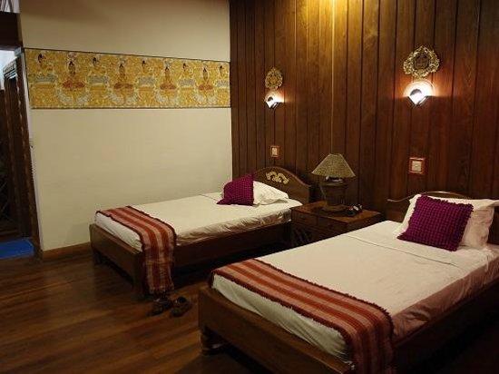 Thazin Garden Hotel: Thazin Garden