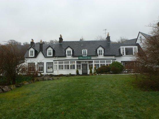 The Creggans Inn : The Creggans from the lochside