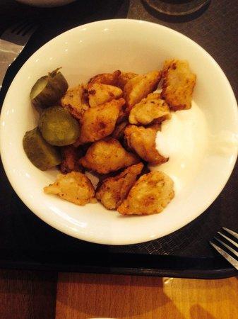 Pelmeni XL: Cheese dumplings