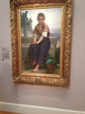 Legion of Honor: girl with a pitcher