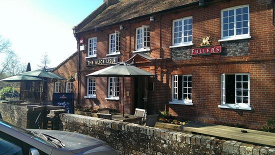 The Alice Lisle: Stunning building in the sun