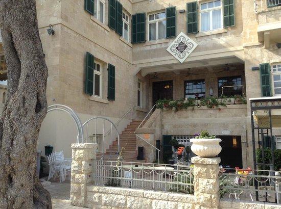 The Colony Hotel Haifa: Hotel