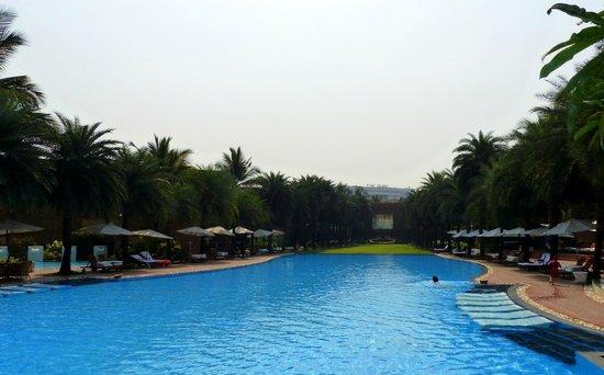 Waterstones Hotel : Piscine & spa