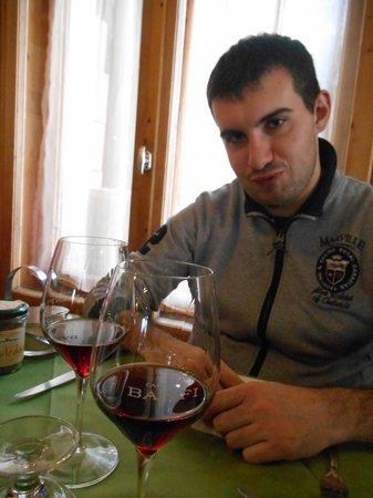 Bait Dal Ghet: vino