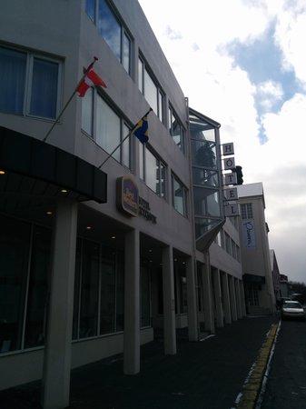 Fosshotel Raudara : Best Western Reykjavik