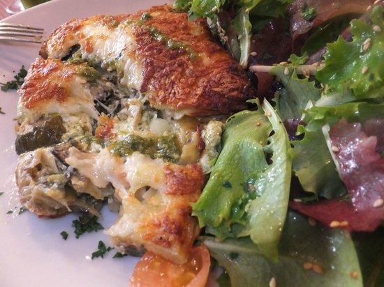La Mere Michele: チーズがトロトロで熱々でとても美味しかったです