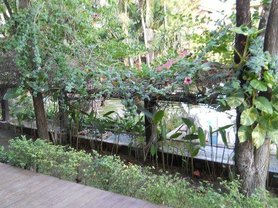 Sabai @ Kan Resort : Fountain