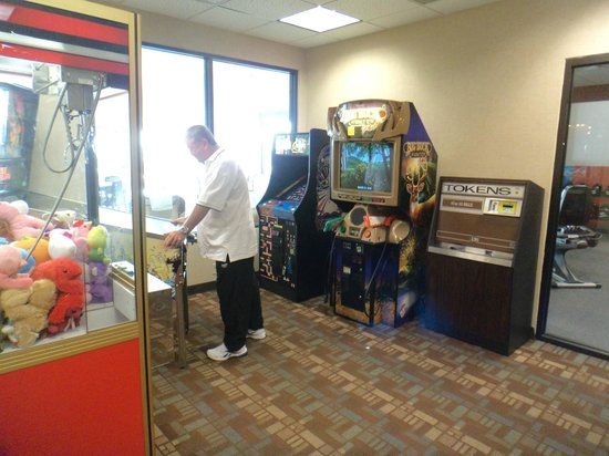Hampton Inn - St. Louis Downtown at the Gateway Arch : Games room