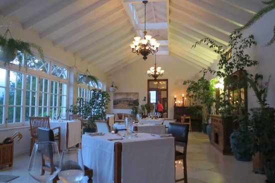 Schoone Oordt Country House: restaurant