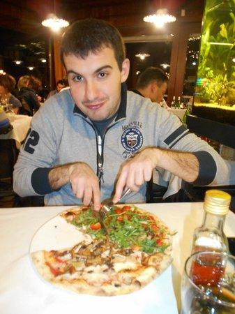 Pizzeria Ristorante La Botte : il locale