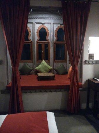 Madri Haveli: Mi habitación