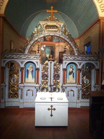 Canadian Museum of Civilization: Ukraine church