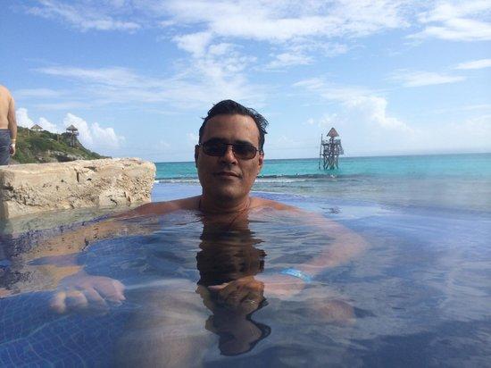 Dolphin Discovery Isla Mujeres: Piscina