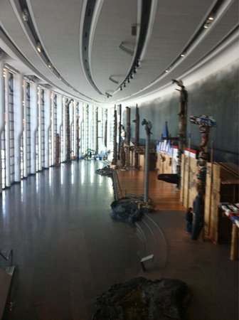 Canadian Museum of Civilization: View