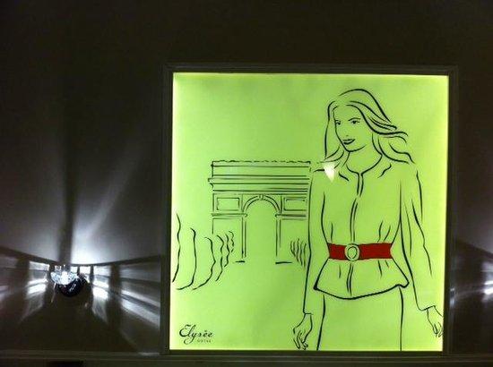 Hotel Elysee Gare de Lyon: camera