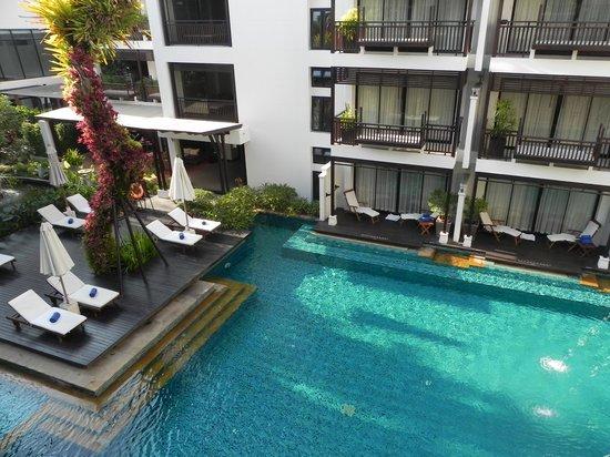 RarinJinda Wellness Spa Resort: rarinjinda pool view