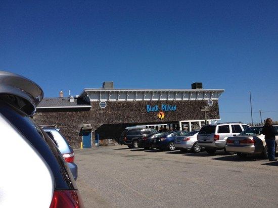 Black Pelican Oceanfront Restaurant: Black Pelican restaurant  in Kitty Hawk
