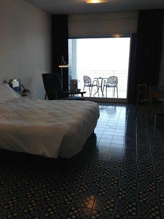 Hotel Parco dei Principi: Camera deluxe vista mare