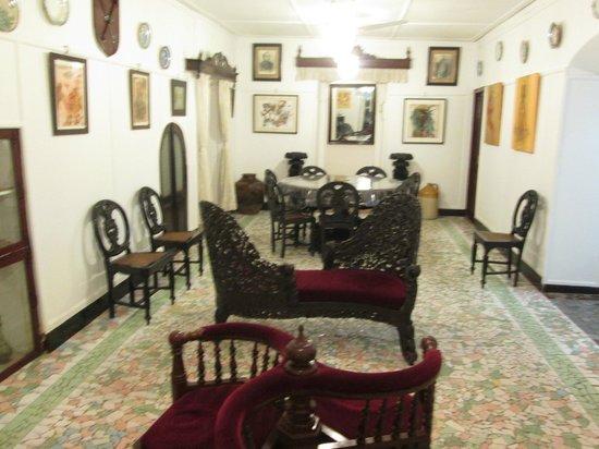 WelcomHeritage Panjim Inn: Common area