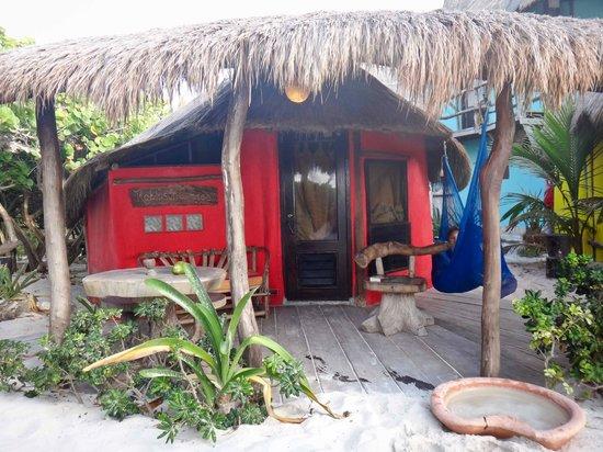 Cabanas La Luna : Robinson Crusoe