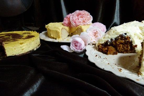 Bistro Celeiro: Sumptious Desserts