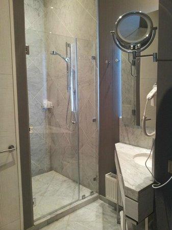 Hotel Terranostra: Baño