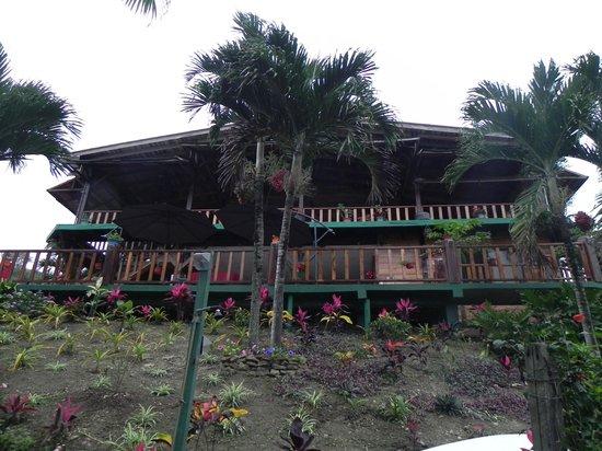 Xanadu Hotel: Vista frontal