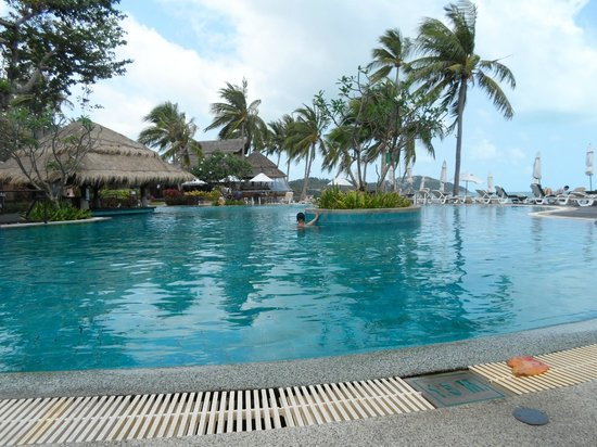 Nora Beach Resort and Spa: piscine