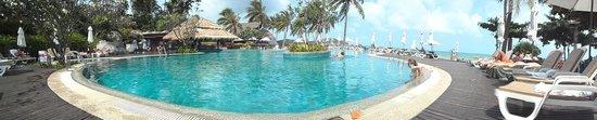Nora Beach Resort and Spa: piscine