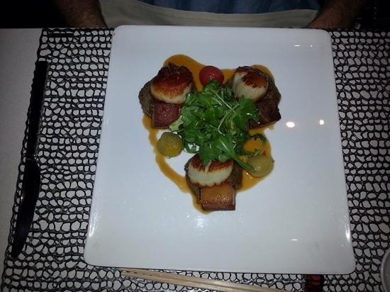 Andrea's : diver sea scallops