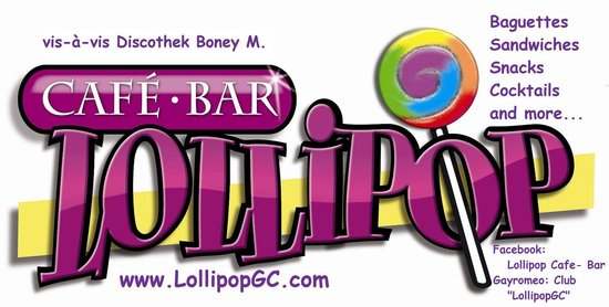 Cafe Bar Lollipop