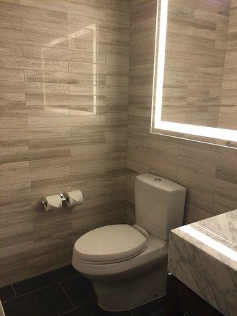 the Quin: salle de bains
