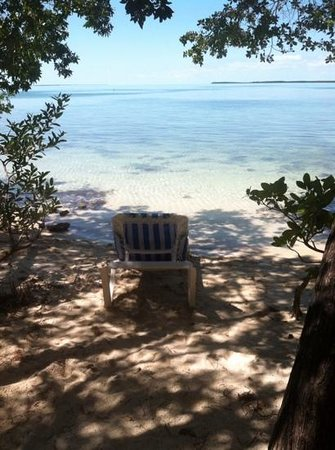 Hilton Key Largo Resort: my private hideaway.....