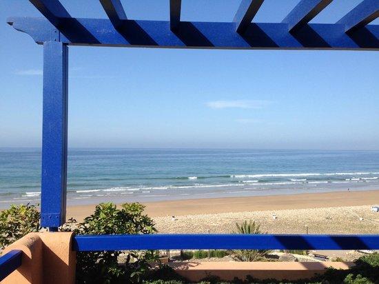 Paradis Plage Surf Yoga & Spa Resort : view