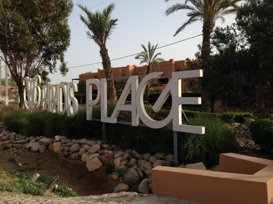 Paradis Plage Surf Yoga & Spa Resort : arrival