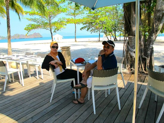 Four Seasons Resort Langkawi, Malaysia: Our Lovely Breakfast View