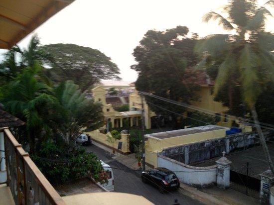 Eighth Bastion Hotel : vue de la chambre de l'hôtel