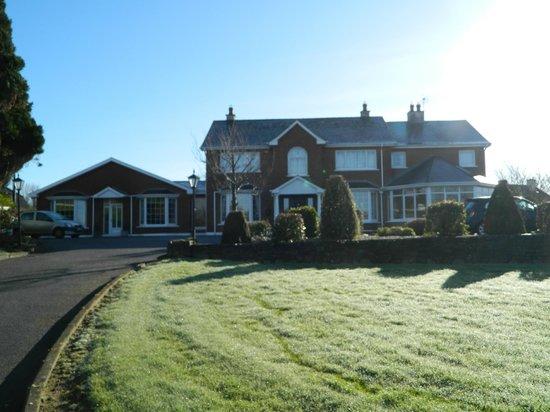 Killarney House Bed & Breakfast: A sunny, crisp, March morning