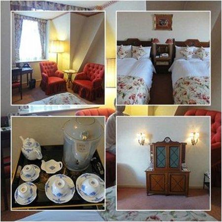 Hotel Europe Nagasaki : お部屋
