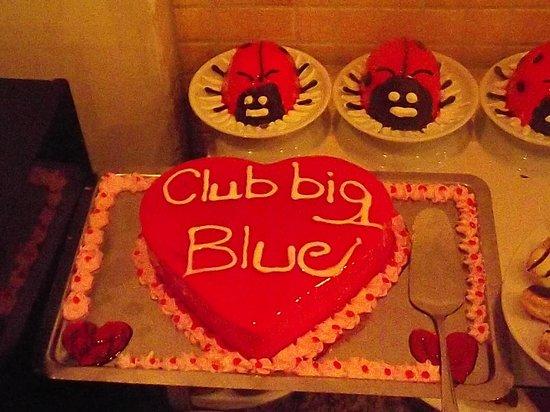 Club Big Blue Suite Hotel : yumyum