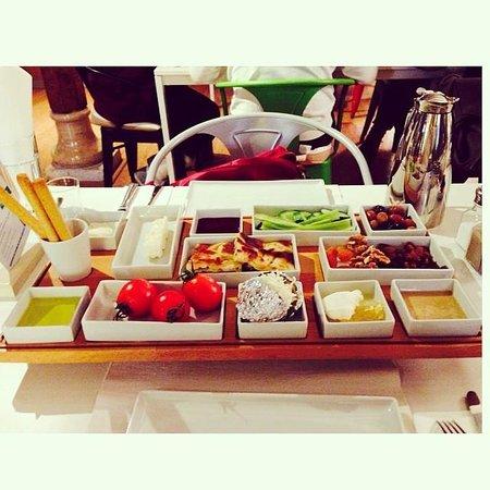 Hich Hotel Konya : das Frühstück