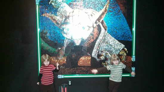 Legoland Discovery Center: Yoda