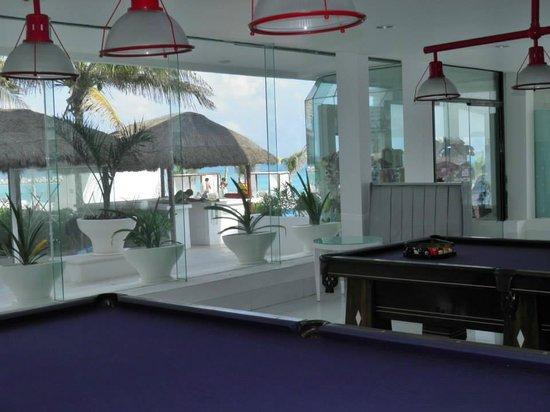 Krystal Cancun: Zona relax