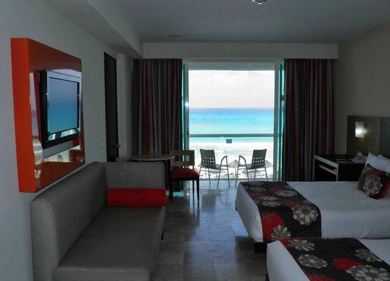"Krystal Cancun: La camera ""Ocean View"""