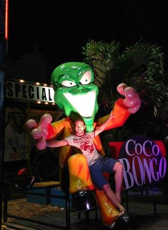Krystal Cancun: Il Coco Bongo a due passi dall'hotel